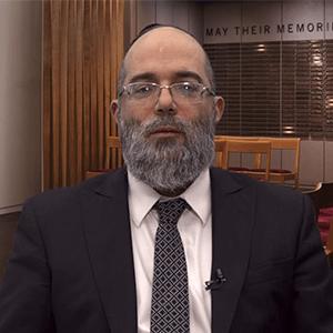 Rabino Yaacov Halevy