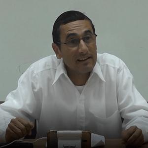 Rabino Natan Menashe