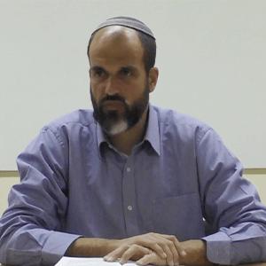 Rabino Daniel Szlaifsztein