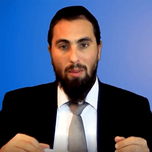 Rabino Daniel Rojkin
