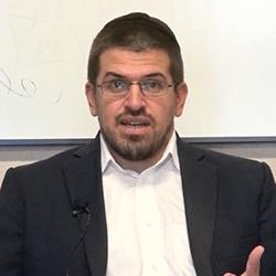 Rabino Daniel Kahan