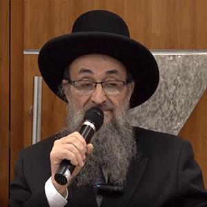 Rabino Efraim Dines