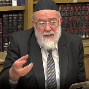 Rabino Mijael Perets