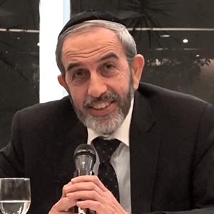 Rabino Daniel Oppenheimer