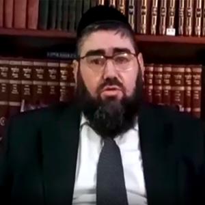 Rabino Eliahu Cohen
