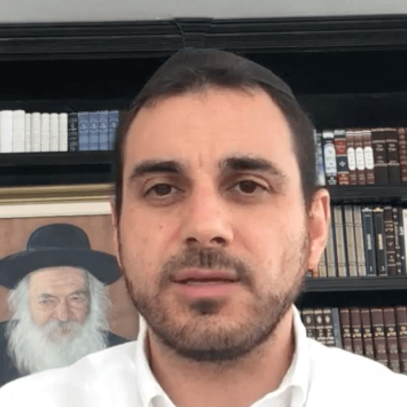 Rabino Yaacob Lombroso