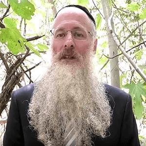 Rabino Aharon Shlezinger