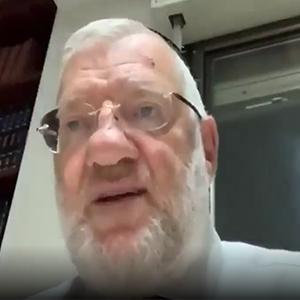 Rabino Itzjak Sajua Mizrahi