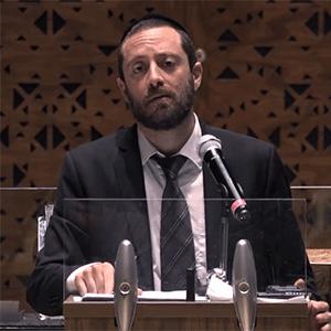 Rabino David Hanono
