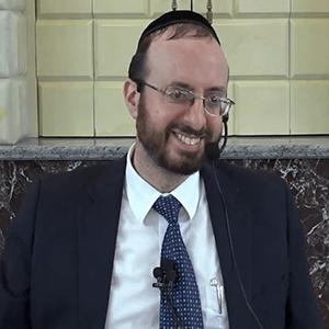 Rabino David Perets