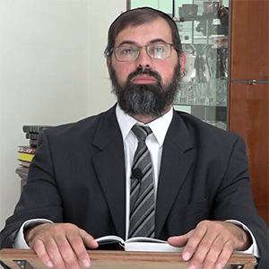 Rabino Eliahu Dana