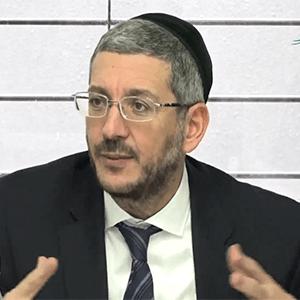 Rabino Ezra Chueque