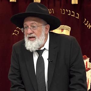 Rabino Abraham Shabot