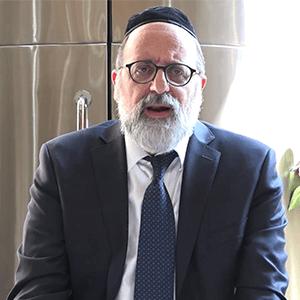 Rabino Mordechai Tussie