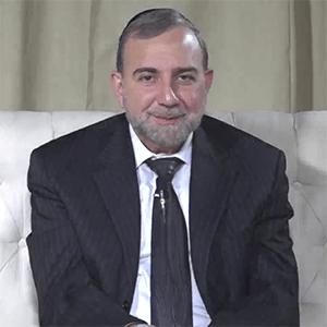 Rabino Abraham Tobal