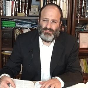 Rabino Shaul Michanie