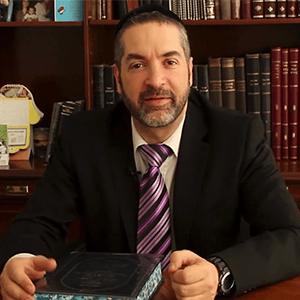 Rabino Tuvia Krawchik